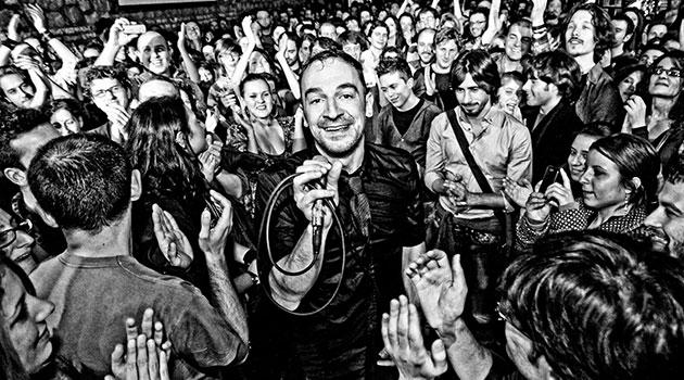 Anteprima video: Luca Carboni nel nuovo album dei Perturbazione