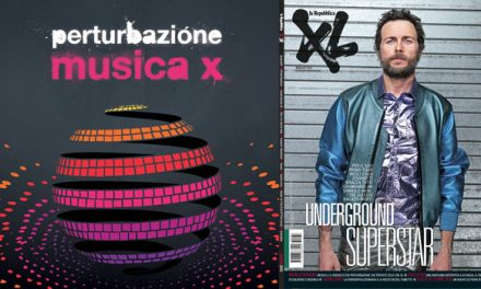 Musica X: il nuovo album dei Pertubazione in edicola con XL 86