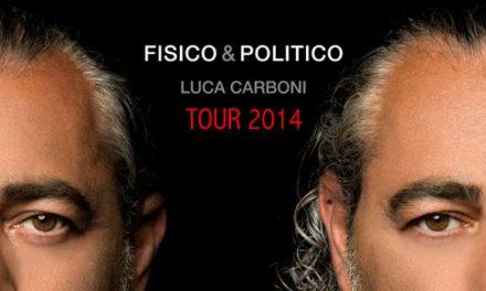 Luca Carboni Valmontone Outlet: recupero il 1 giugno ore 20