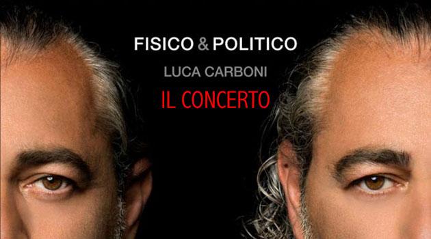 Luca Carboni concerto speciale il 20 dicembre al Paladozza, Bologna