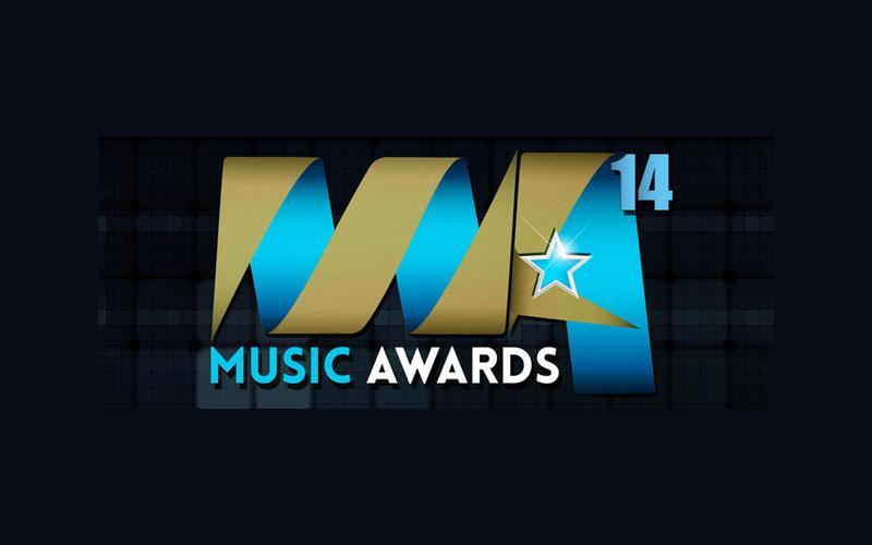 Luca Carboni premiato ai Music Awards 2014