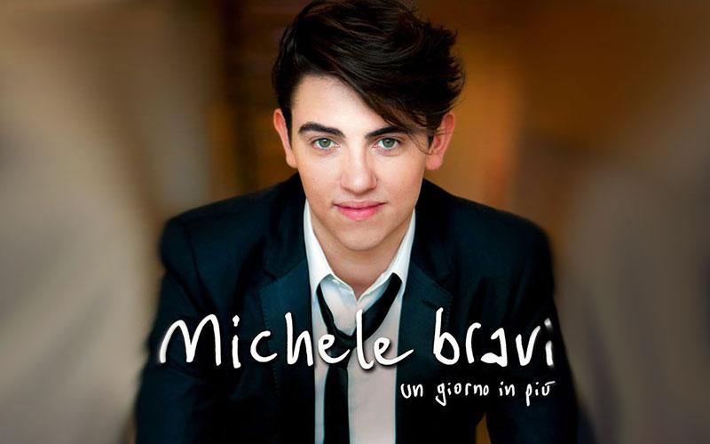 Luca Carboni firma una canzone per l'album d'esordio di Michele Bravi (X factor 7)