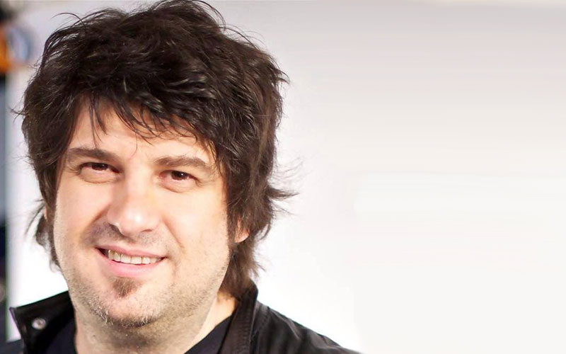 Roberto Drovandi degli Stadio ricorda l'incontro con Luca Carboni