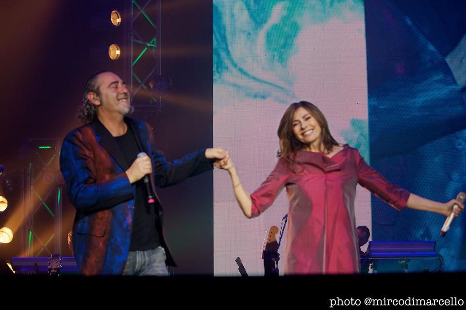 Luca Carboni ospite al concerto di Alice