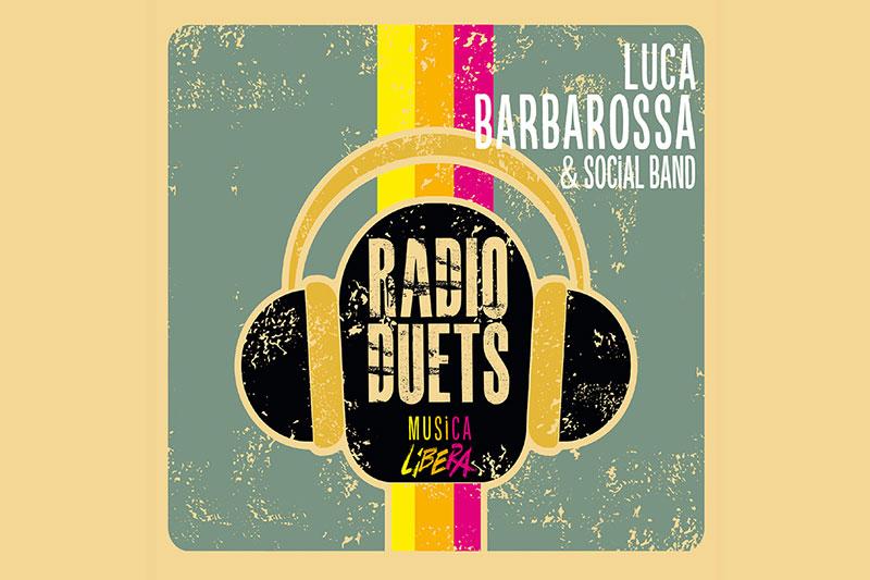 Luca Carboni a La Feltrinelli con Luca Barbarossa