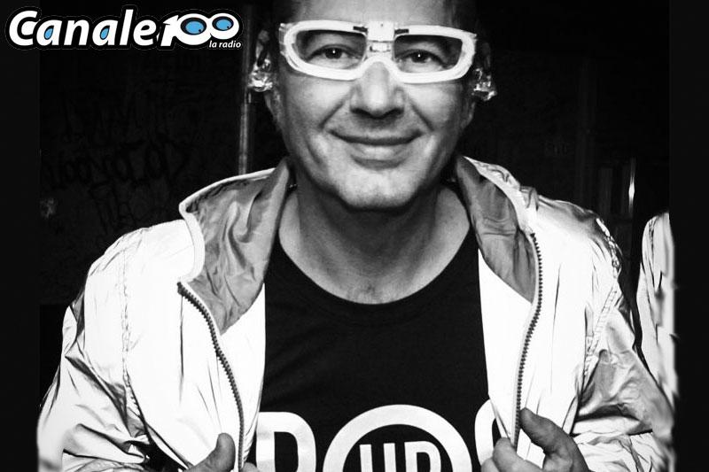 Vigilia del concerto di Bari con Luca Carboni su Radio Canale 100