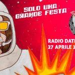"""""""Una grande festa"""" di Luca Carboni: radio date"""