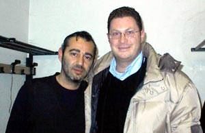 Luca Carboni: intervista a Porto Sant'Elpidio