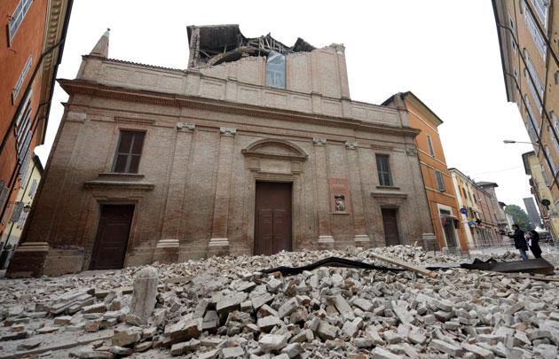Concerto a Carpi ad un anno dal terremoto