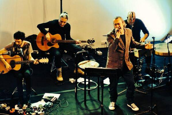 Luca Carboni Live Session Amazon