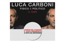 Luca Carboni a Valmontone - Luca Carboni OBIHall Firenze