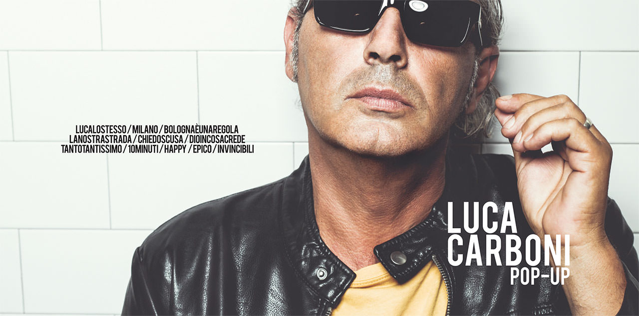 Pop-Up Luca Carboni nuovo album