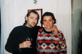 """Luca Carboni e Mauro Bandini autore del brano """"Il mio cuore fa ciock"""""""
