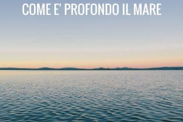 Luca Carboni come è profondo il mare comacchio