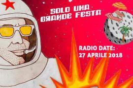 UNA GRANDE FESTA LUCA CARBONI RADIO DATE