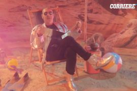 una grande festa video ufficiale Luca Carboni