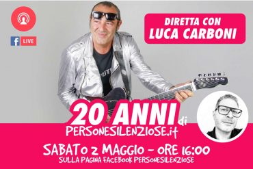 20 anni di PersoneSilenziose.it